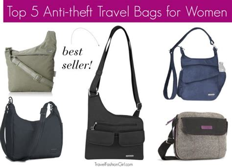 5 Best Anti-theft Travel Bags For Women 2018 Dakota Belt Company Seat Belts Safety Samsung Dryer Diagram Black Tv Dayton Premium V 2 Squeaky Or Pulley Drive Coors Light Buckle