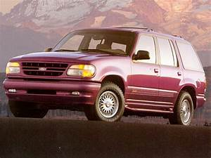 Ford Explorer Limited  1995