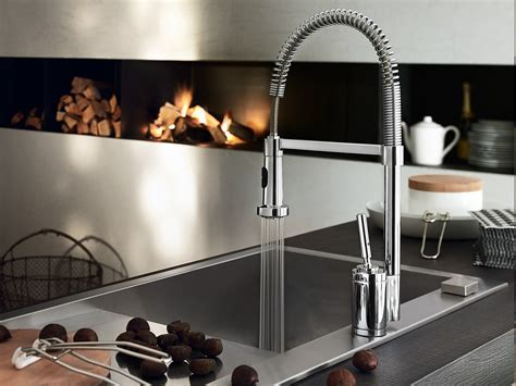 BILLY Kitchen mixer tap by Carlo Nobili Rubinetterie