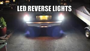 How To Install Led Reverse Lights   2000 Explorer