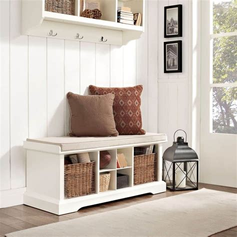 Foyer Storage Bench by Entryway Bench Ideas For A Stylish And Organized Home