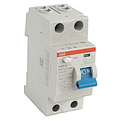 Residual Current Devices Rcd Circuit Breakers