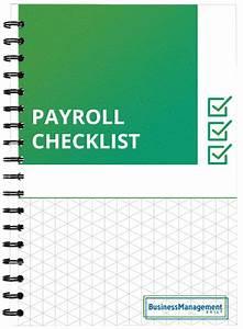 Payroll Checklist  A Step