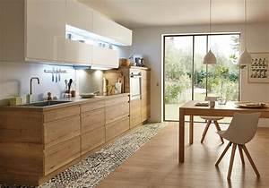 Cuisine conforama nos modeles de cuisines preferes for Cuisine sur un pan de mur