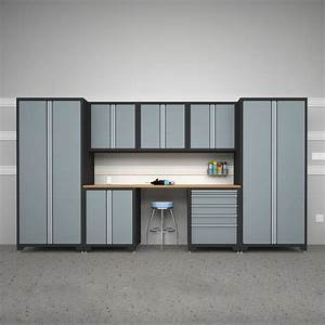 best garage storage cabinets newsonairorg With kitchen cabinets lowes with city sticker renewal