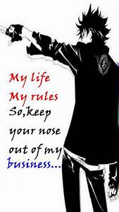 My Life My Rules Images Hd | Holidays OO