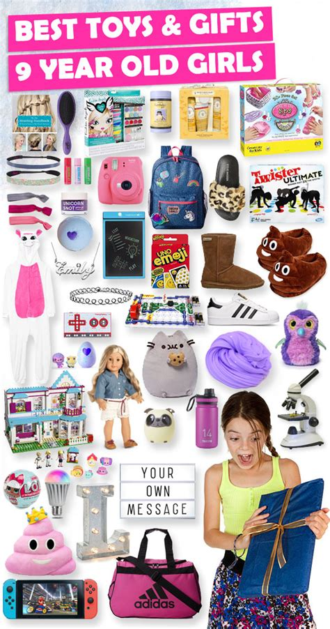 best toys and gifts for 9 year old girls 2018 toy buzz