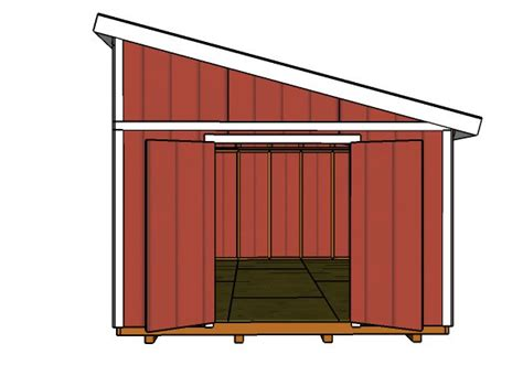 lean to shed plans 12x16 lean to shed plans myoutdoorplans free