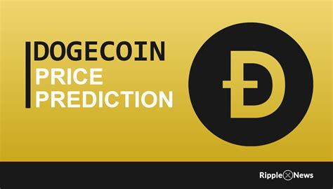 Dogecoin Price Prediction 2021-2025   Can DOGE ever hit $1 ...