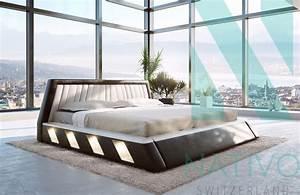 Bett Mit Led Beleuchtung 160x200 : designer bett lenox bei nativo m bel schweiz g nstig kaufen ~ Whattoseeinmadrid.com Haus und Dekorationen
