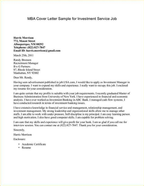 presentation letter for application
