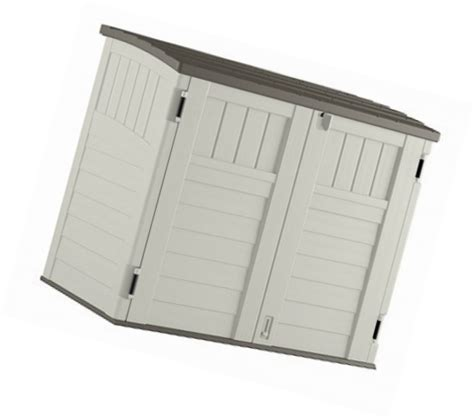 Suncast Horizontal Storage Shed Bms4700 by Suncast 7 9 3 4 X 7 10 3 4 Storage Shed What S It Worth