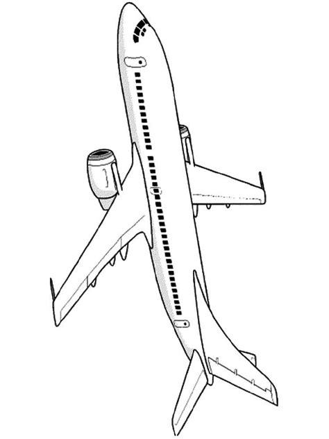 plane coloring pages  printable plane coloring pages