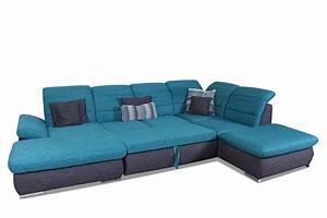 Federkern Sofa Mit Schlaffunktion : wohnlandschaft mit schlaffunktion blau mit federkern sofas zum halben preis ~ Orissabook.com Haus und Dekorationen