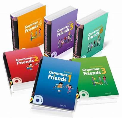 Grammar Friends Level Series Multirom Teacher Student