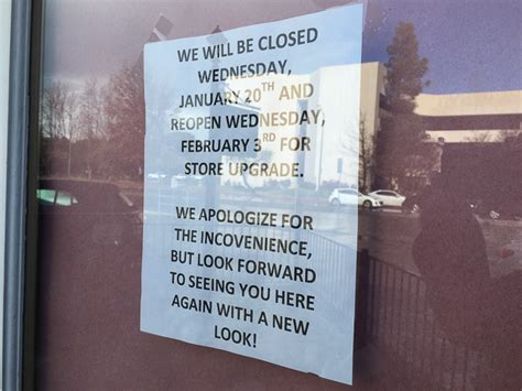 pacific bay coffee  closed  remodeling  feb
