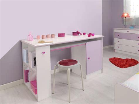 bureau blanc chambre fille paihhi