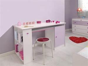 Bureau Chambre Fille : bureau petite fille 6 ans ~ Teatrodelosmanantiales.com Idées de Décoration