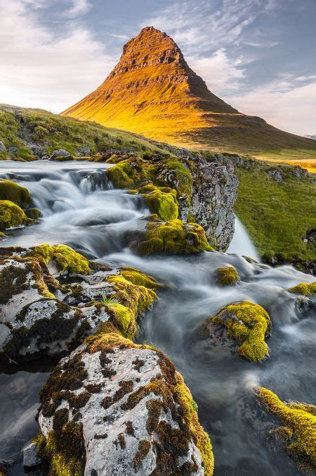 Kirkjufell The Church Mountain Iceland Y Travel