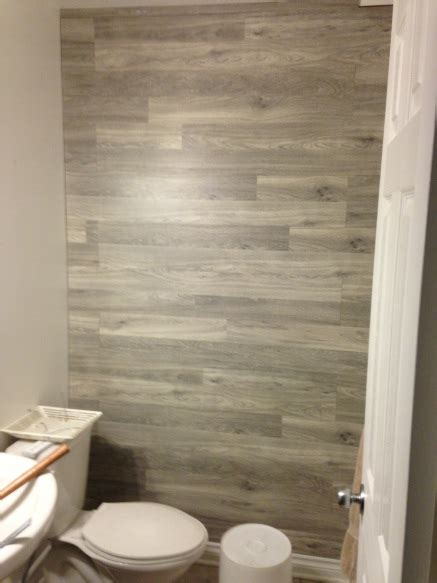bored  floored laminate floor accent wall diy keepstead
