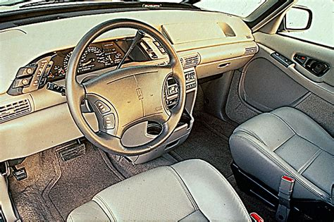 how cars engines work 1993 oldsmobile silhouette interior lighting 1990 96 oldsmobile silhouette consumer guide auto