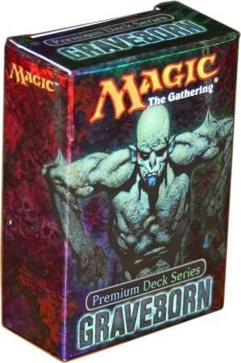 Graveborn Deck List Mtg by Premium Deck Series Graveborn Mtg Card Box Premium Deck