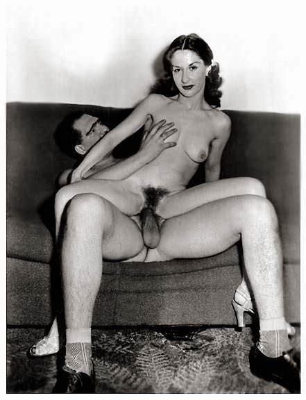 Naughty Hotties Having Sex In Classic Porn Photos Photos