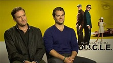 """The Man from U.N.C.L.E. Cast Plays """"Would You Rather ..."""