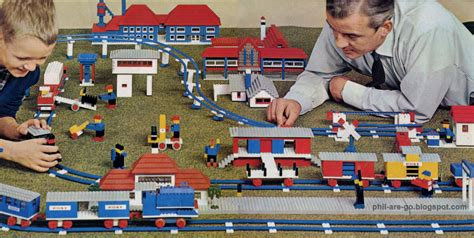 Phil Are Go!: Lego Week Pt 5   Primordial Legos