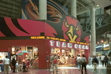 Philips Arena - Interior Design