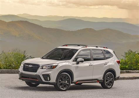 2020 Subaru Forester Release Date by 2020 Subaru Forester Preview Pricing Release Date