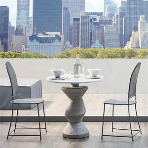Table Ronde En Marbre : inout 837 838 table ronde gervasoni en b ton avec plateau en marbre disponible en ~ Mglfilm.com Idées de Décoration