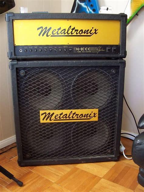 lee jackson metaltronix   amplification