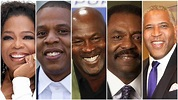 Forbes billionaires 2020: Only 5 black people made the ...