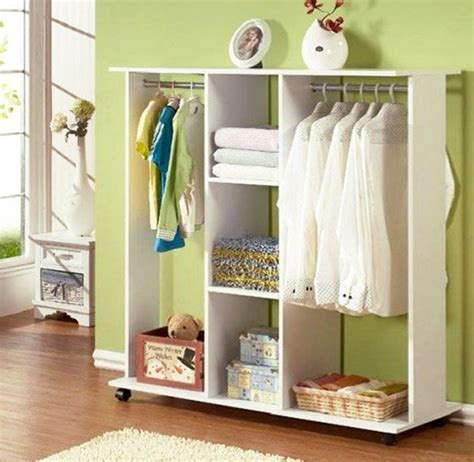 White Clothes Cupboard by New Wardrobe Cupboard Shelves Clothes Hanging Racks
