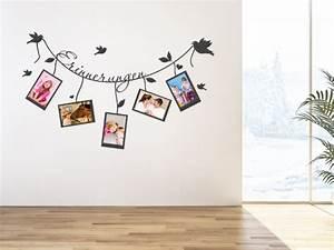 Wandtattoo Mit Bilderrahmen : wandtattoo bilderrahmen als kreative alternative zu langweiligen rahmen ~ Bigdaddyawards.com Haus und Dekorationen