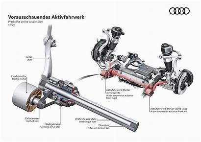 Audi Suspension A8 Active Adaptive Air Predictive