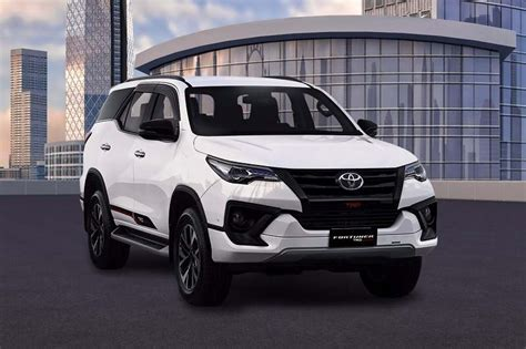 2017 Toyota Fortuner TRD Sportivo India price, expected ...