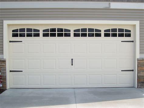 putting up a garage door overhead door company of the northland garage door trends