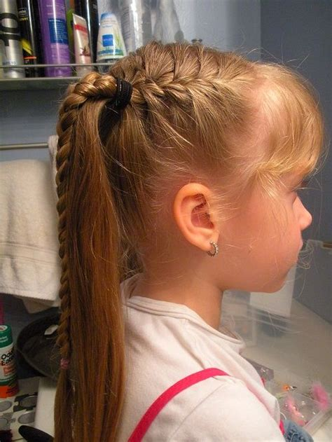 Kid Hairstyles Easy by Hairstyles For Braids Hairstyles For