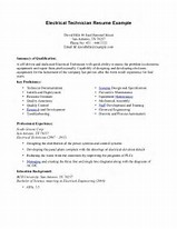 hd wallpapers electrical technician resume sample