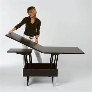 Table Basse Relevable Pas Cher : table basse modulable piccolo 4 ~ Teatrodelosmanantiales.com Idées de Décoration