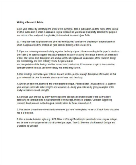buy original essay research article critique