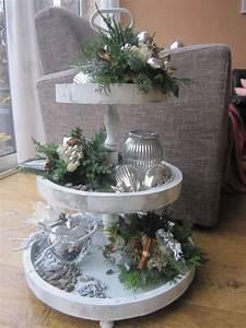 Die Schönsten Bastelideen : etageren sind so vielseitig die sch nsten etageren im weihnachts stil die nummer 8 werde ich ~ Markanthonyermac.com Haus und Dekorationen