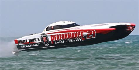 Performance Boat Center Jimmy Johns by No Stopping