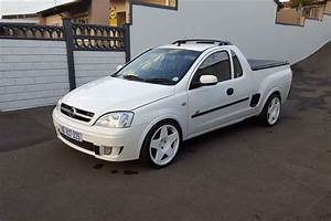 2007 Opel Corsa Utility 1 4i Sport Cars For Sale In