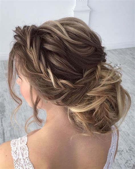 this gorgeous updo wedding hairstyle will inspire you
