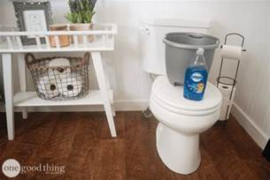 learn the secret plumbers trick to unclog a toilet one thing by jillee