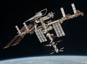 Every Parking Spot At The International Space Station Is
