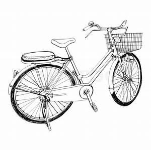 Bike Drawing Images At Getdrawings